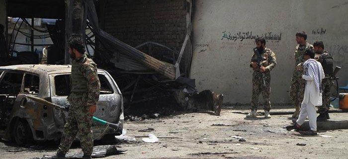 افغان صوبے ننگرہار میں خودکش حملہ، 68 افراد ہلاک