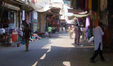 بہاولپور کی اندرون شہر تجاوزات کے خلاف بڑی کارروائی