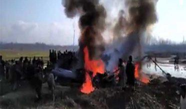 پاکستان کا بھارت کو پہلا سرپرائز، 2 انڈین طیارے مار گرائے