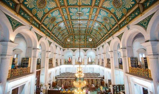 سینٹرل لائبریری بہاولپور میں کتب کی نمائش جاری