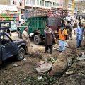 کوئٹہ کی فروٹ مارکیٹ میں دھماکہ