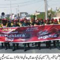 4 مئی پاکستان سمیت دنیا بھر میں فائر فائیٹر ز کا عالمی دن منایا گیا