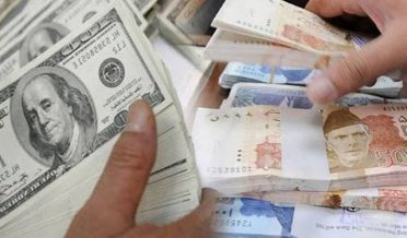 پاکستان میں ڈالر 167 روپے کا ہو گیا