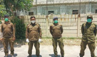 بہاولپور میں سیکیورٹی کے سخت انتظامات