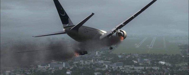 پاکستان میں فضائی حادثات کی تاریخ