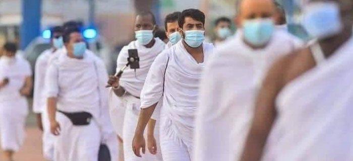 آخری رسومات ادا، حجاج کو قرنطینہ میں رہنے کا حکم