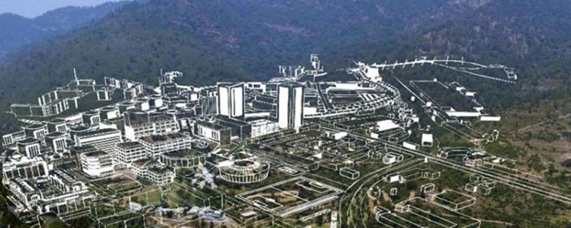 پاکستان کے پہلے ڈیجیٹل شہر کا منصوبہ